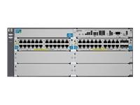 Hewlett Packard - Hp E5406-44G-Poe+/4G V2 Zl Swch
