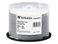 Verbatim Bd-R 25Gb 6X Datalifepl Wht Inkje Print 5