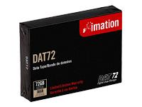 Imation 1Pk 4Mm 36/72Gb 170M Dds5 Dat 72 Tape C