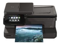 Hewlett Packard - Hp Photosmart 7520 E All In One