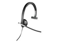 Logitech H650E Usb Headset Mono