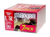 Maxell 7Pk Ur-90 (Brick)