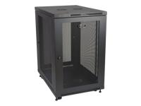 Tripp Lite 18U Rack Encl 33In Deep Doors & Side