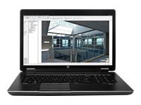 Hewlett Packard - Hp Bl Hp Zbook 17 I7-4700Mq 17.3