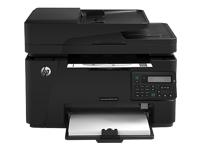 Hewlett Packard - HP HP LASERJET PRO MFP M127FN PRINTER