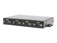 Startech Usb To 4Xrs232 Adpt Hub W/ Com Retention