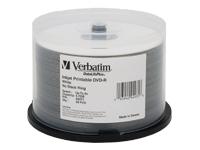 Verbatim Dvd-R 4.7Gb 8X Datalifep Wht Inkj Print 5