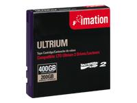 Imation Lto Ultrium 2 Tape Cart W/ Case