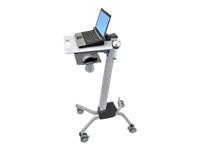 Ergotron Neo Flex Laptop Cart